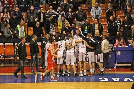 Pobeda Leskovčana u Dimitrovgradu