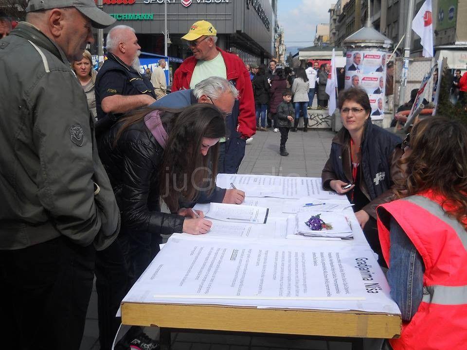 Peticija i protesti za stomatologe