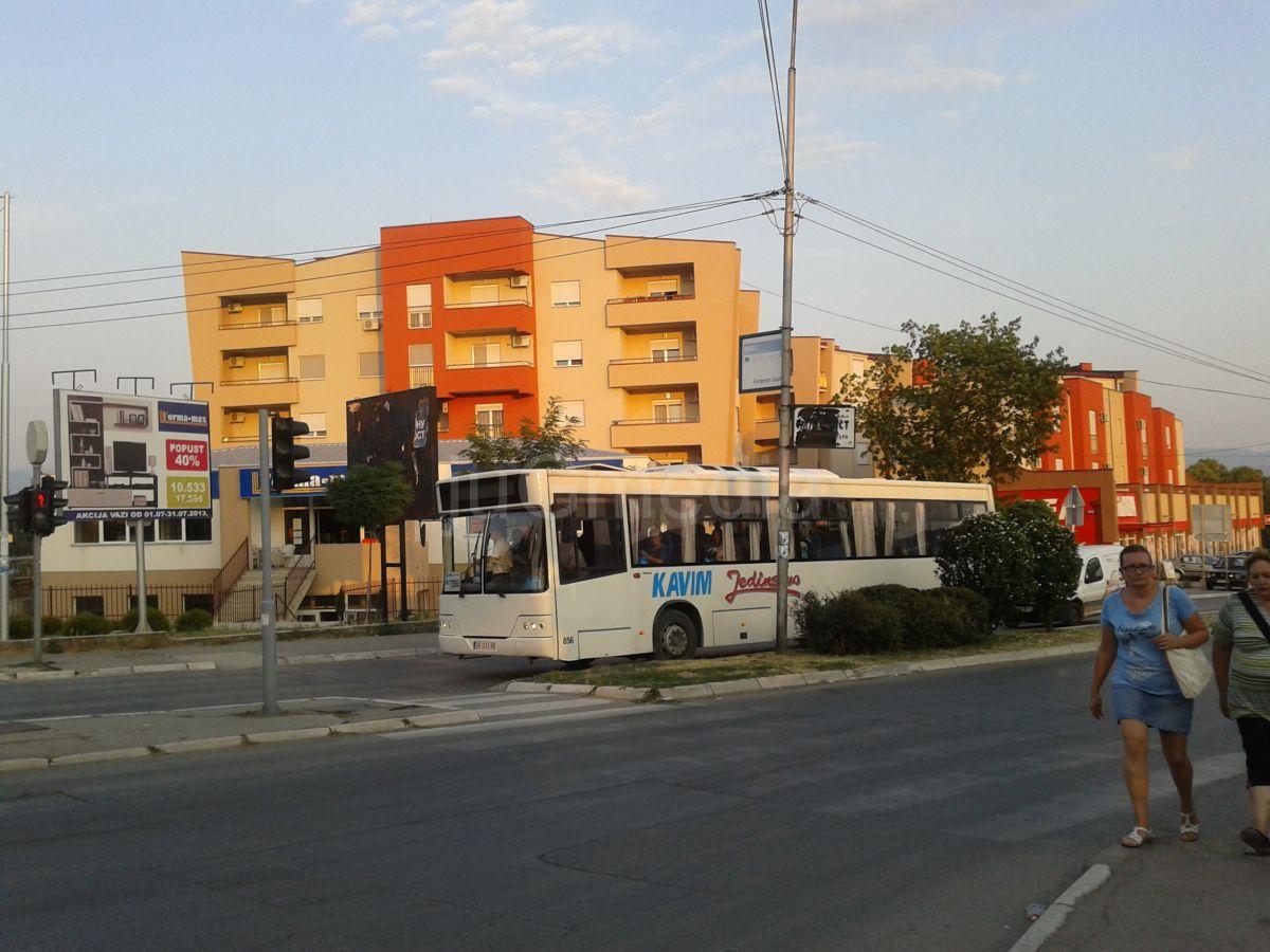 Popust na gradski prevoz