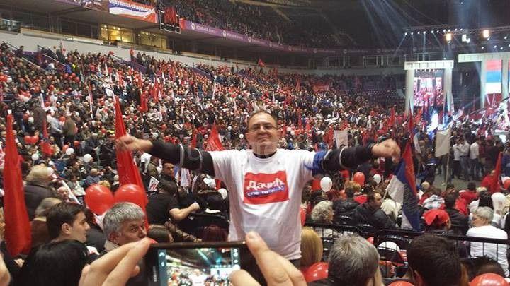 Socijalisti iz Pčinjskog okruga masovno na konvenciji u Beogradu