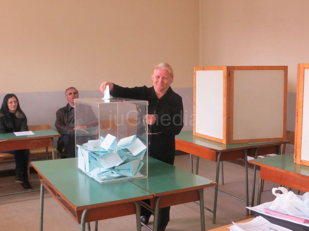 Izlaznost u Pčinjskom okrugu preko 50 procenata