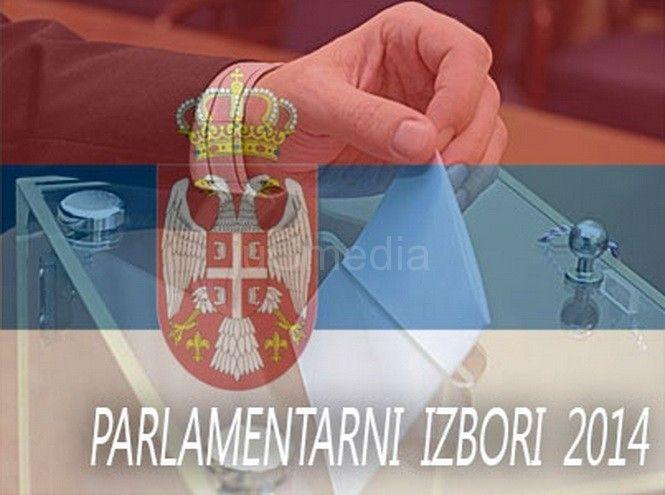 Vanredni parlamentarni izbori u Srbiji