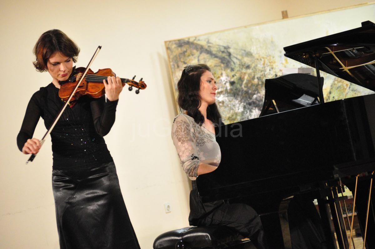Poznati umetnici u nastavku koncertne sezone Fakulteta umetnosti