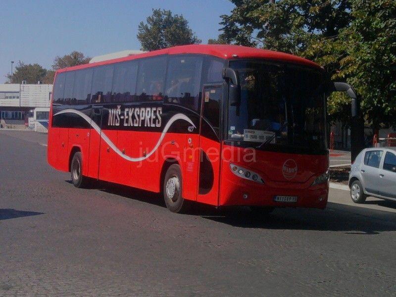 """""""Niš-eskpres"""" zapošljava vozače autobusa"""