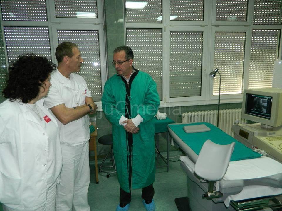 Uskoro novi ultrazvučni aparat na odeljenju za vantelesnu oplodnju