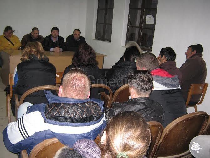 Obilazak seoskih mesnih odbora u Vranju
