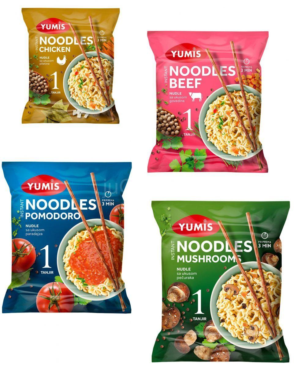 Yumis izvozi za Belorusiju i Somaliju
