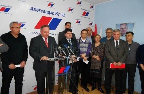 Leskovac: SNS ponovo odgovara demokratama