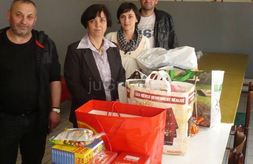 Donacija iz Ciriha stigla u Vranje