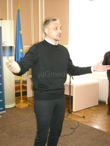 Čedomir Jovanović: Glasanje za budućnost