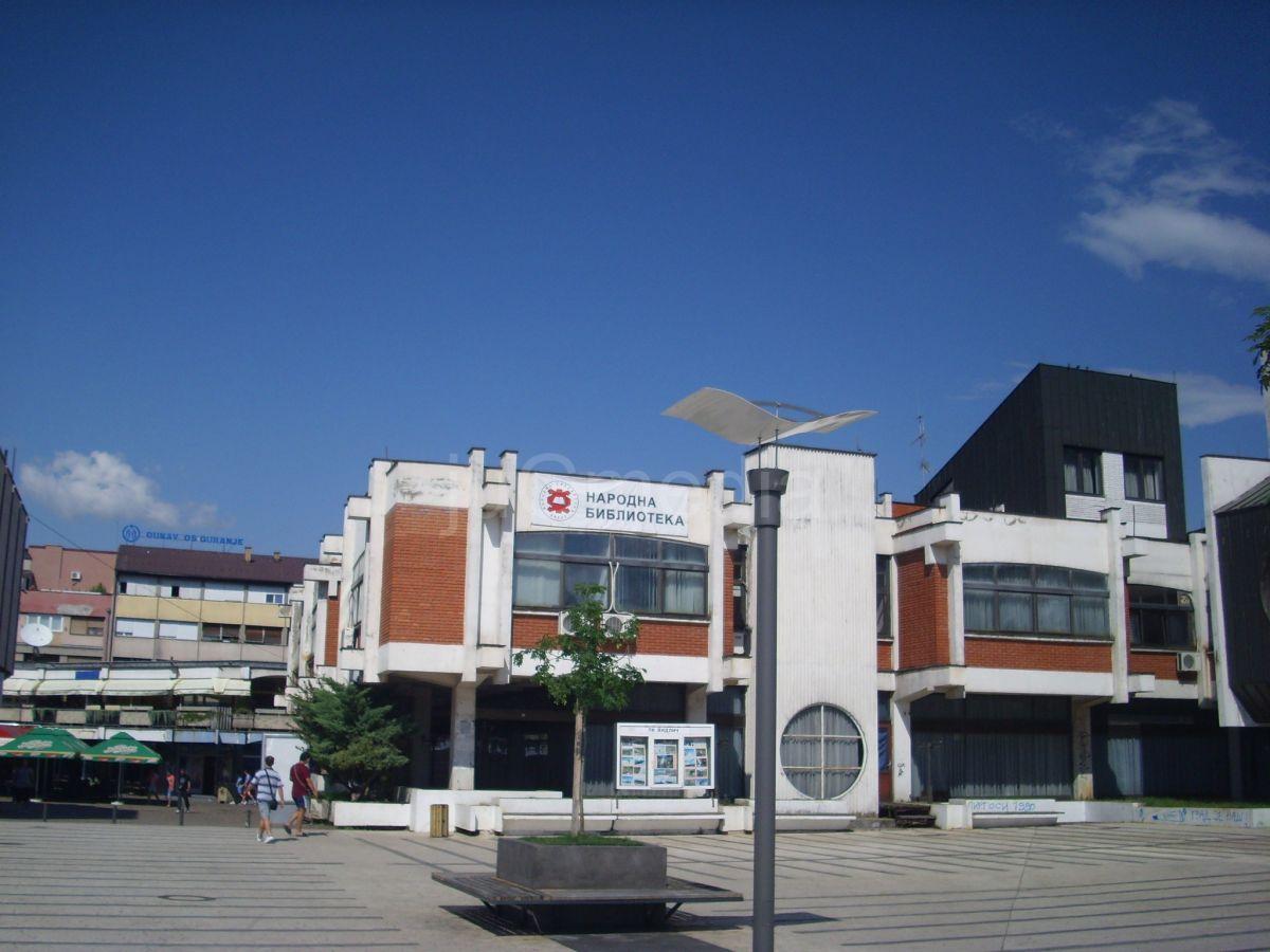 Ministarstvo kulture poklonilo knjige lebanskoj biblioteci