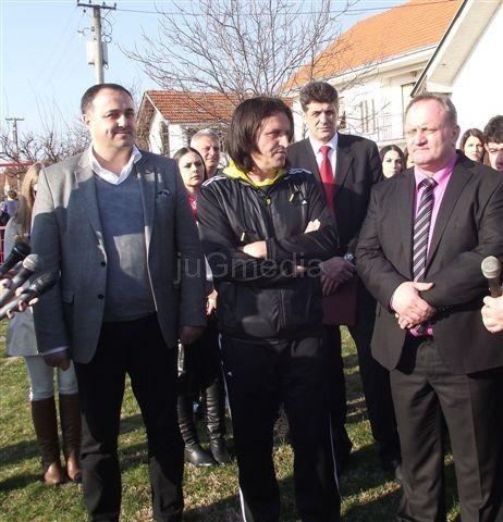 Grad sprema Moravac Orion za prvu ligu