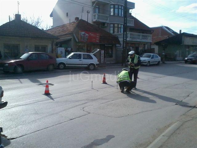 Četvorica Leskovčana se treznila u policiji