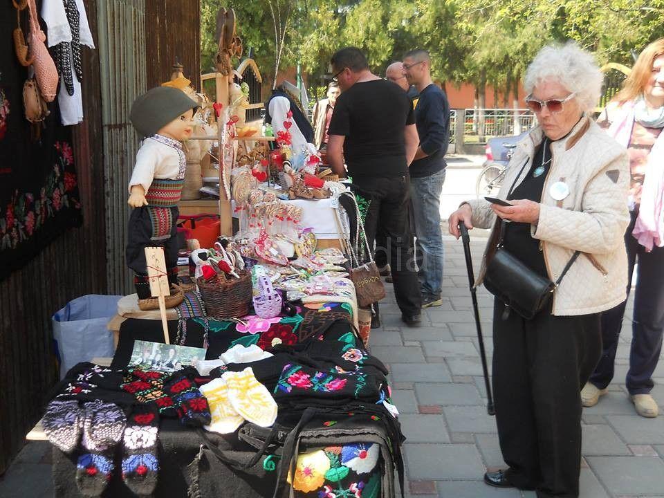 Sajam starih zanata iz Srbije i Bugarske