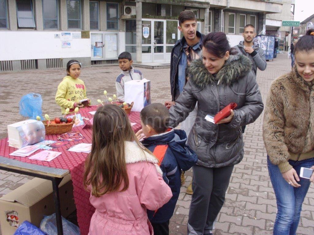 Pomoć za lečenje osmogodišnjeg Dragana Petkovića