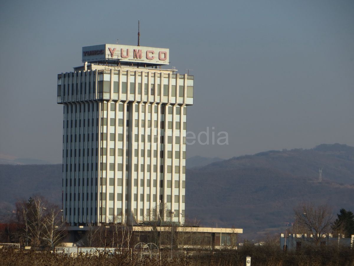 """""""Yumco""""  od tekstilnog giganta do simbola sindikalne borbe"""