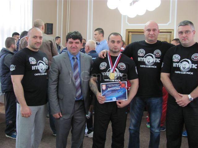 Stefan Stefanović prvak Srbije u MMA