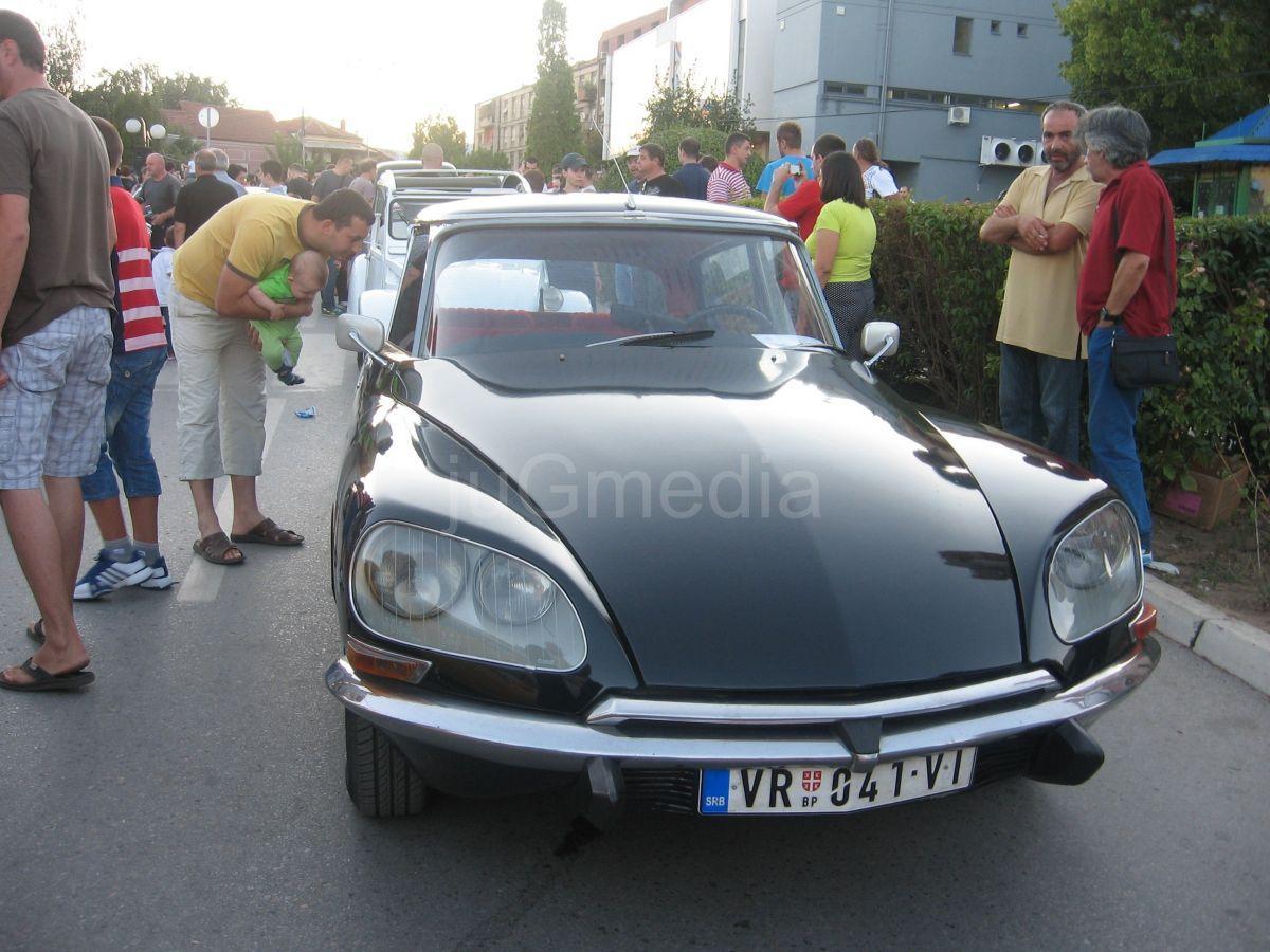 Reli starovremenih automobila i na jugu Srbije