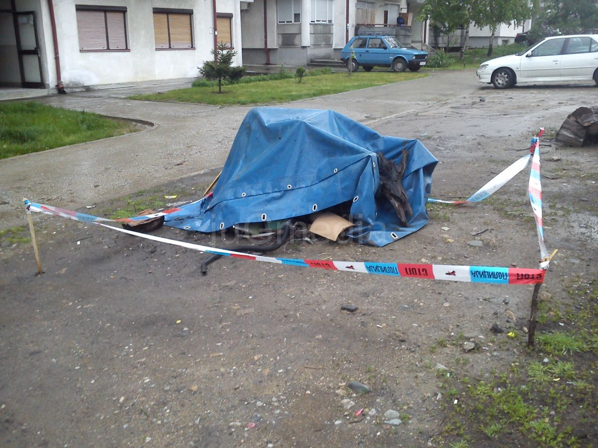 Pronađena bomba u Oglednoj stanici
