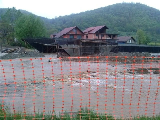 Poplavljena polja kod Grdelice