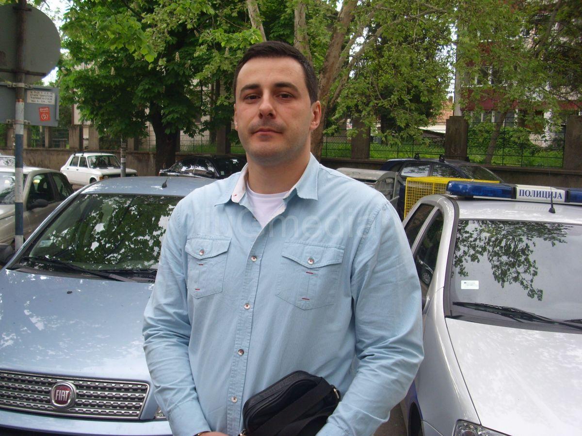 Inspektor Nenad Cvetković spasao još jedan ljudski život