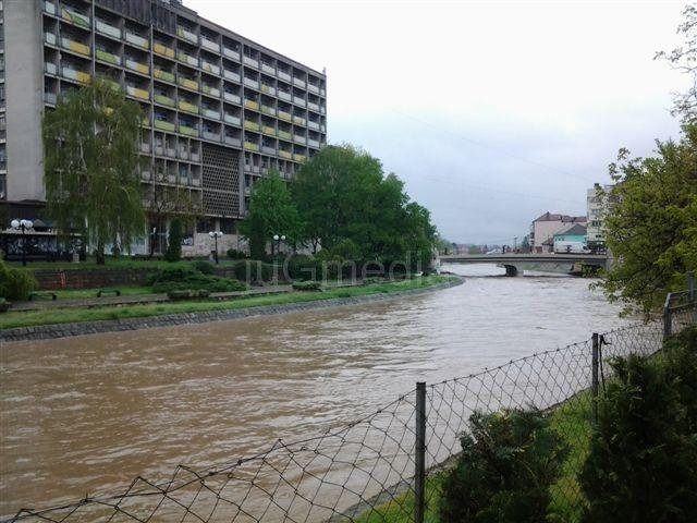 Neće biti poplava u Leskovcu i okolini