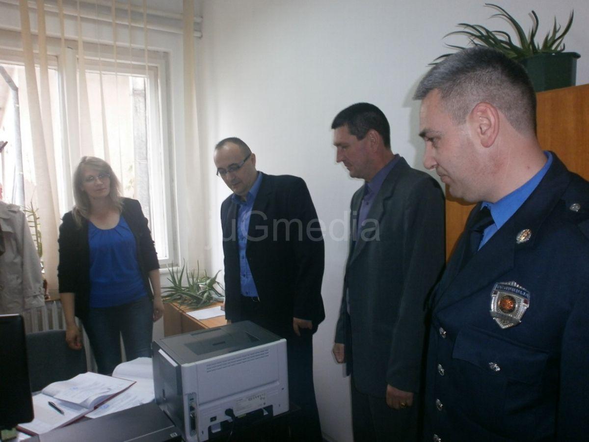 Novi izgled Policijske stanice u Lebanu