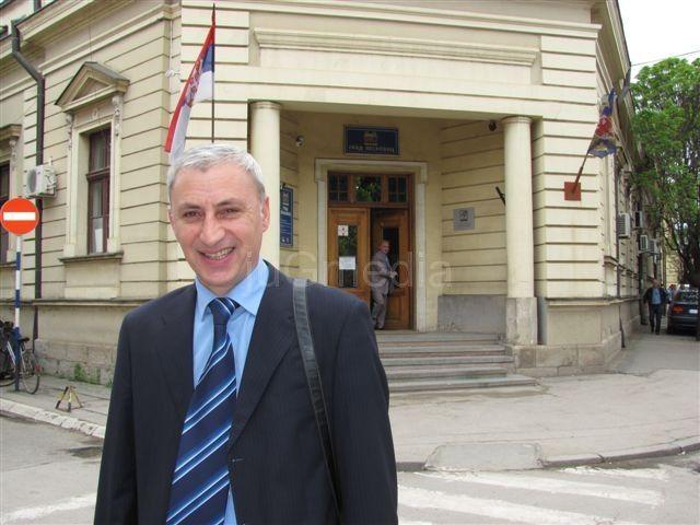 Zlatanović podneo ostavku na mesto direktora Direkcije za urbanizam