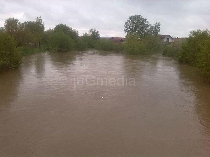 Veternica poplavila Bogojevce