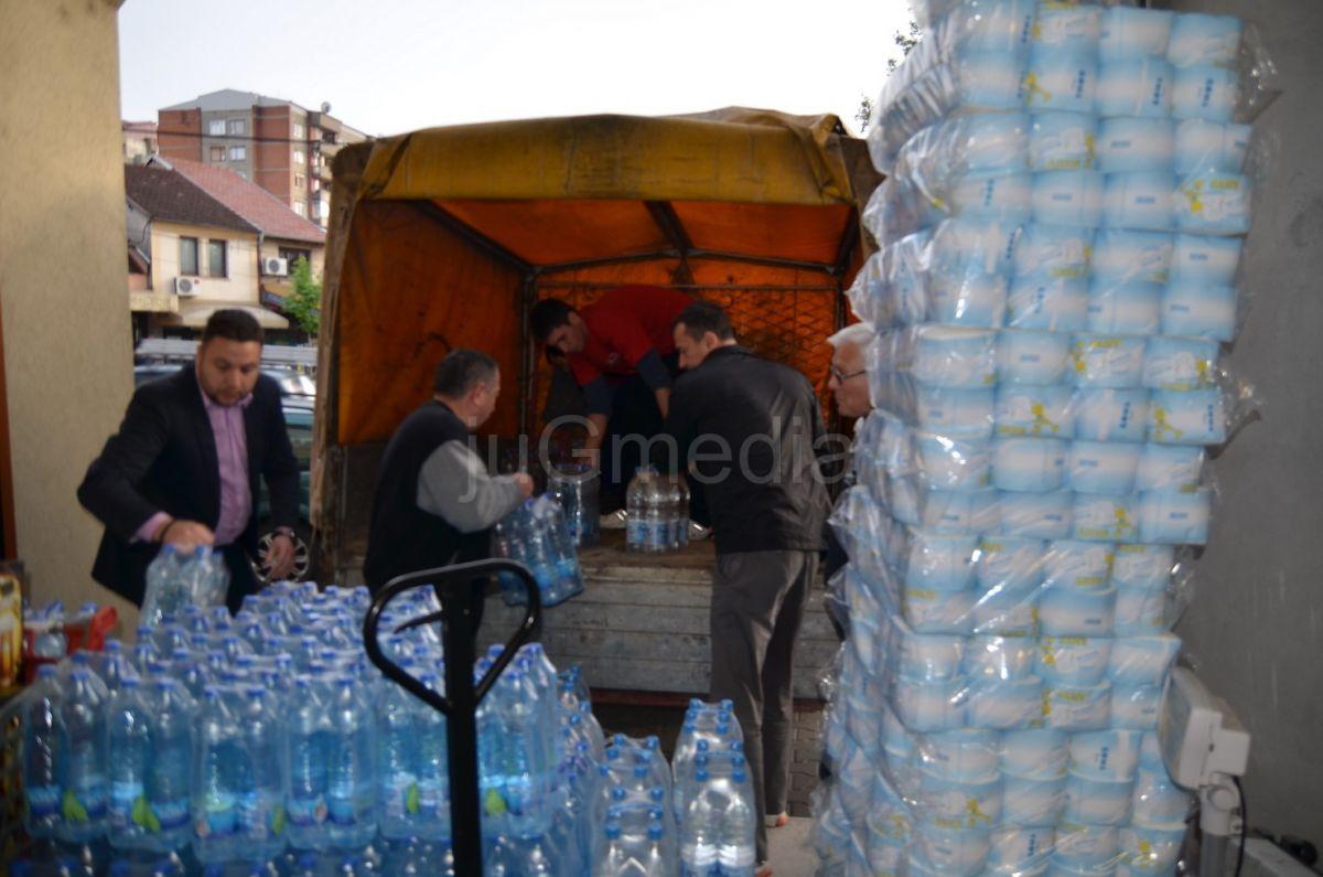 Vranjanci danas pomažu Trsteniku
