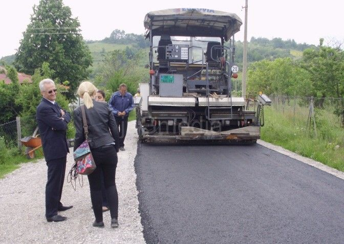 Stiže asfalt u planinsko selo Jakovljevo
