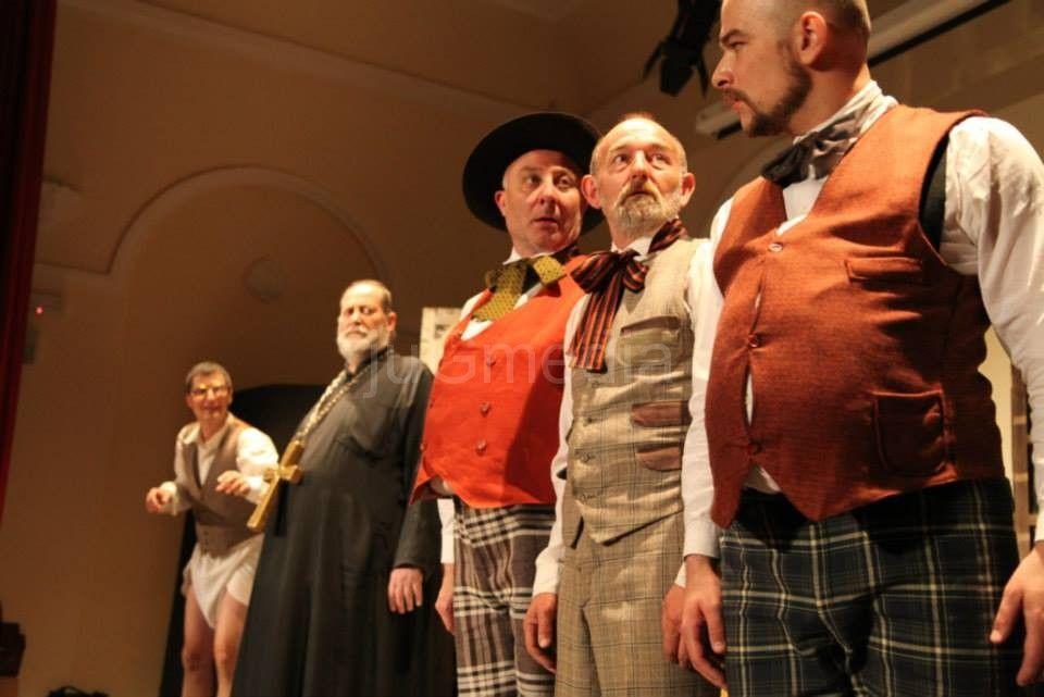 Vranjsko pozorište učestvuje na festivalu u Aleksincu