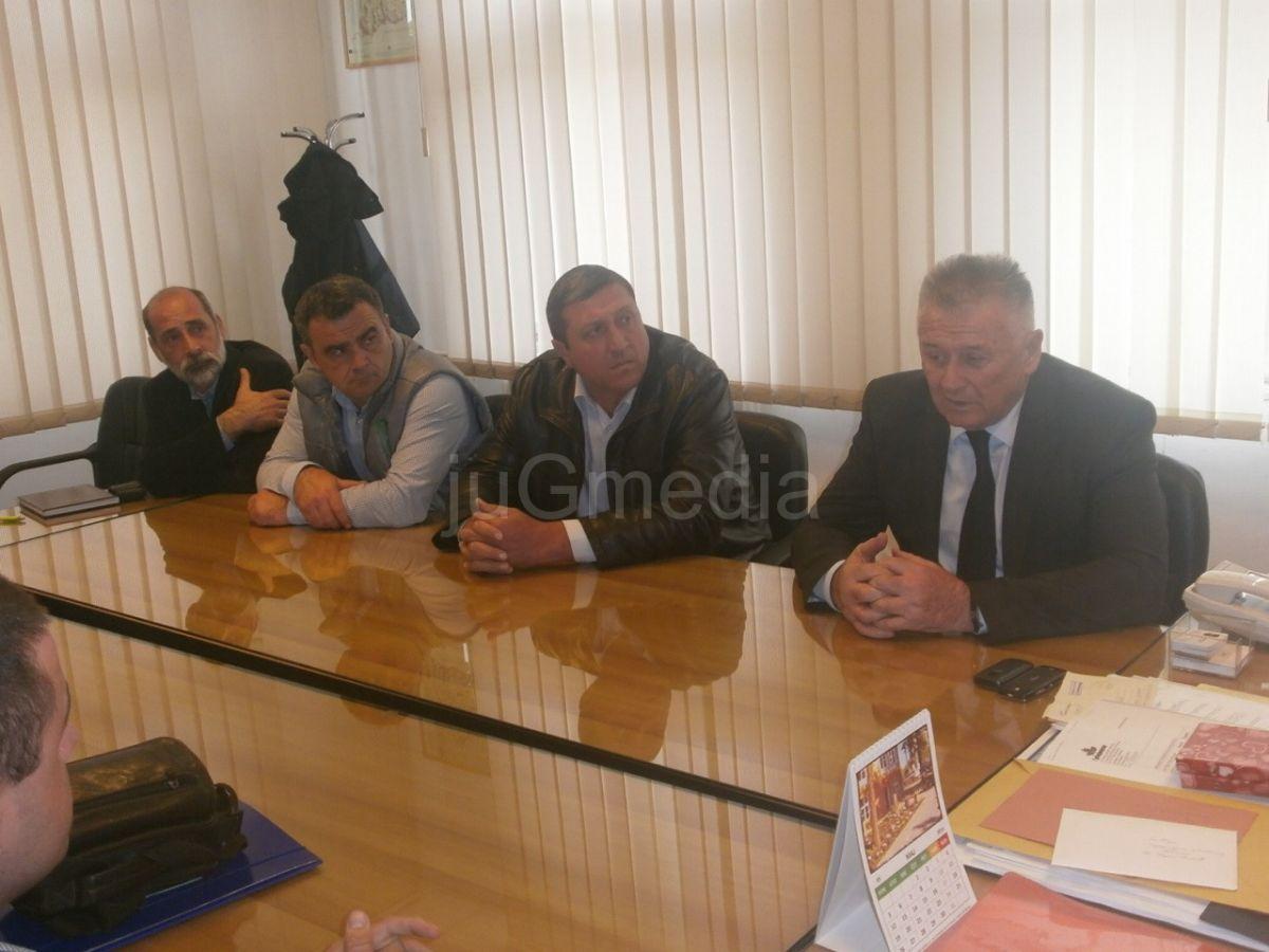 """Ministar Ilić obećao pomoć za završetak """"Ključa"""""""