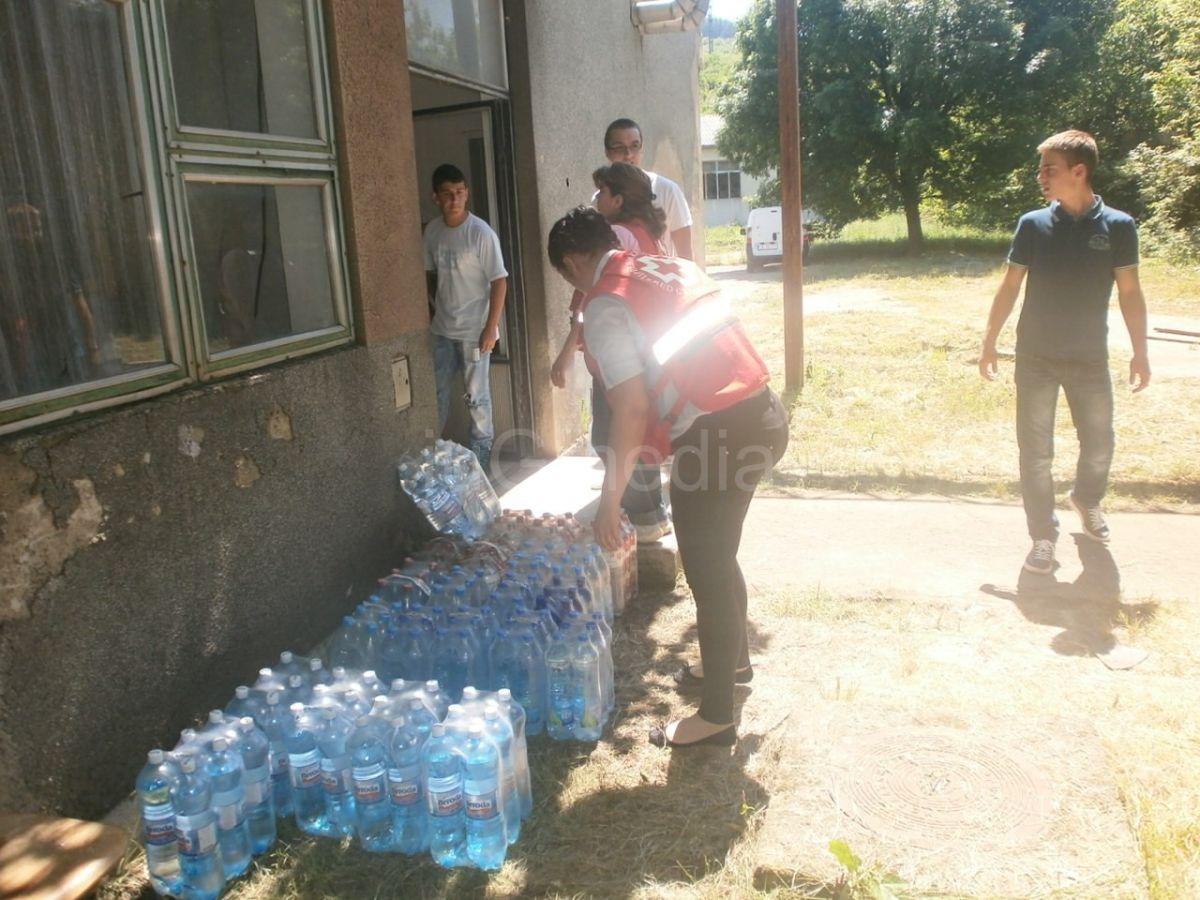 Crveni krst iz Lebana prikupio pomoć za Trstenik