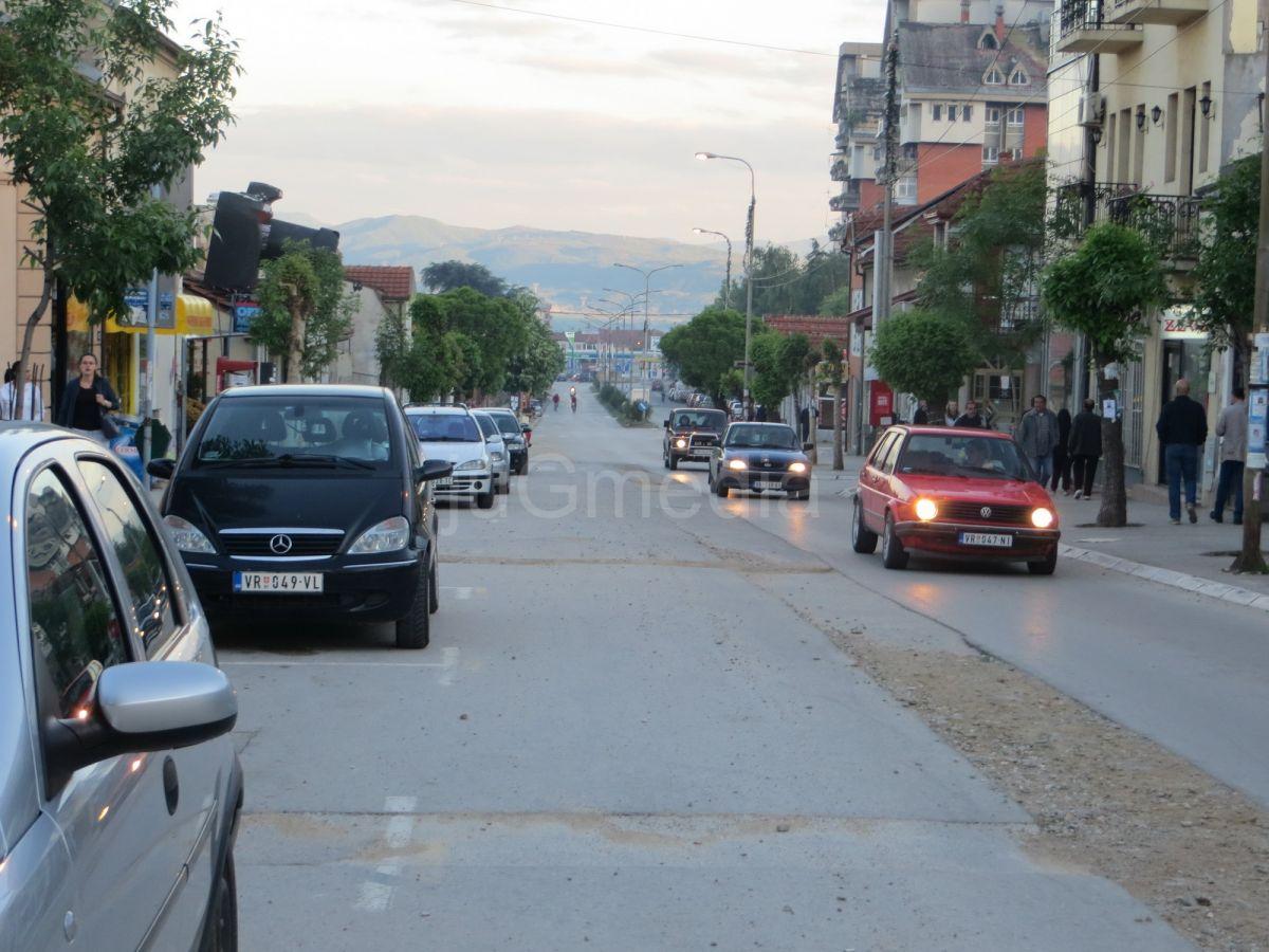 Tenderi koče rekonstrukciju ulice