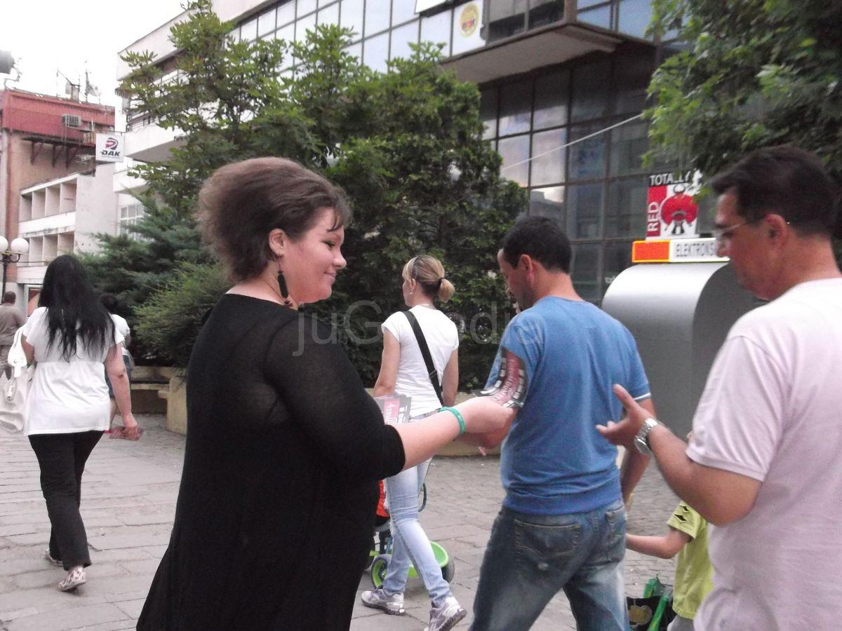 """Festival """"Drum dum"""" promovisan u Vranju"""