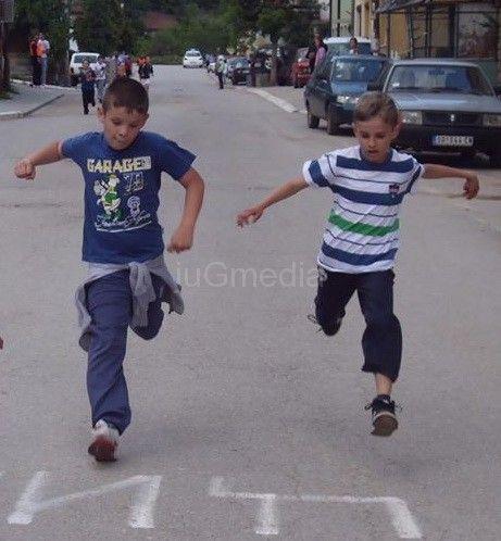 Poziv budućim atletičarima iz Bosilegrada