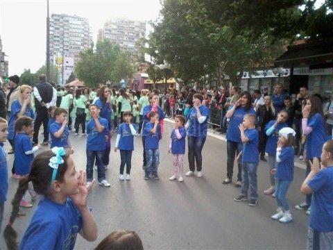 Deca i roditelji sutra plešu na Širokoj Čaršiji