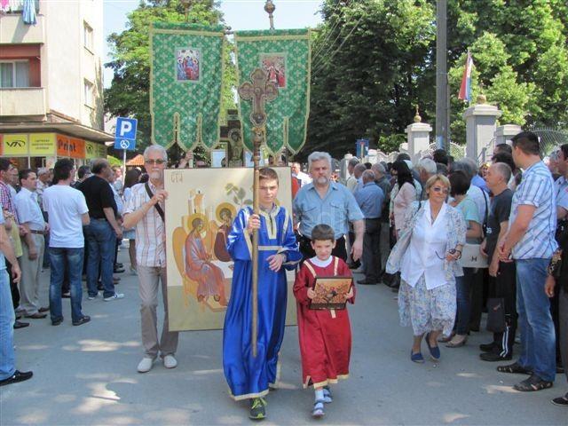 U Leskovcu obeležena gradska slava