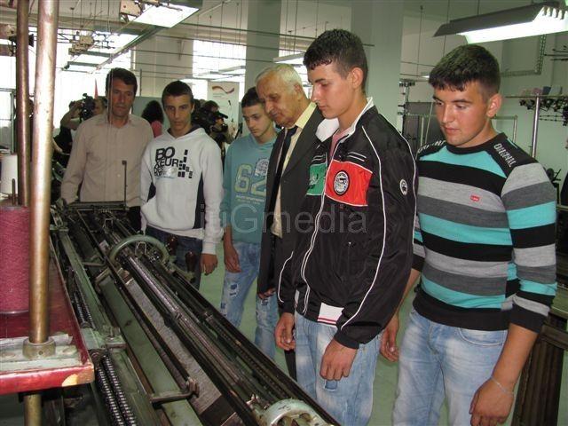 Nemačka vlada finansirala otvaranje trening centra