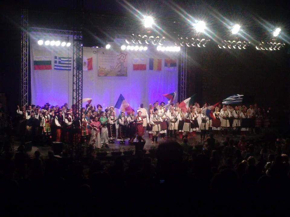 Zavšen 7. Međunarodni festival folklora