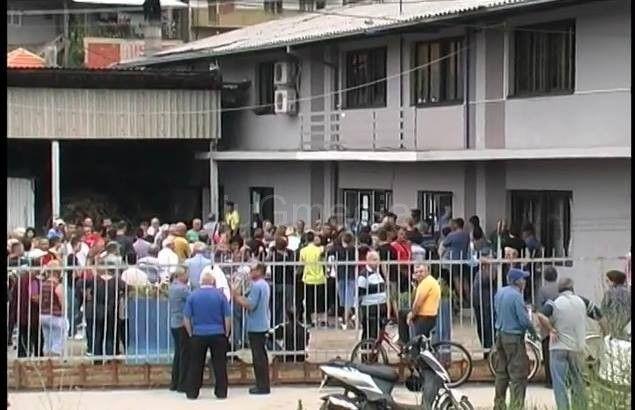 Protesti Grdeličana zbog problema sa vodosnabdevanjem