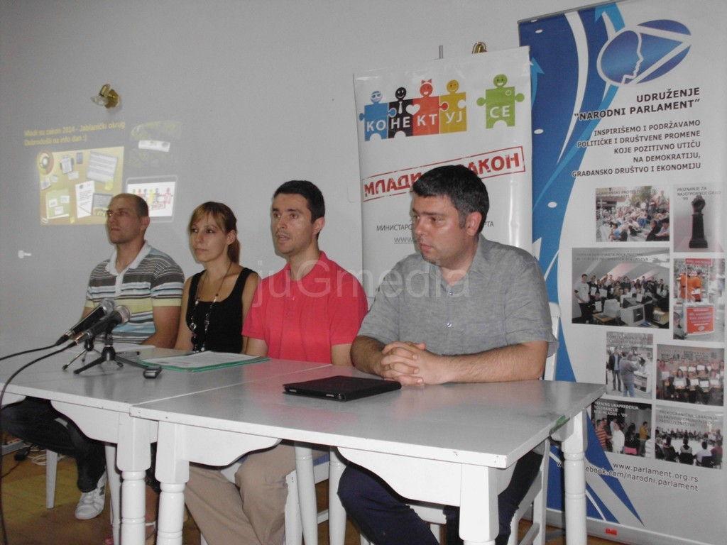 Konkurs za podršku mladima