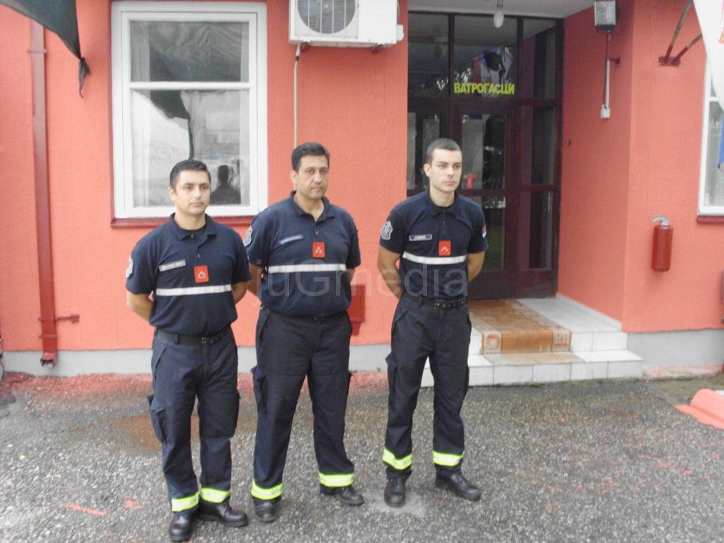 Vlasotinački vatrogasci sredili fasadu Vatrogasnog doma
