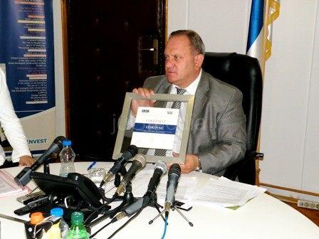 Leskovac dobio sertifikat kao grad povoljnog poslovnog okruženja