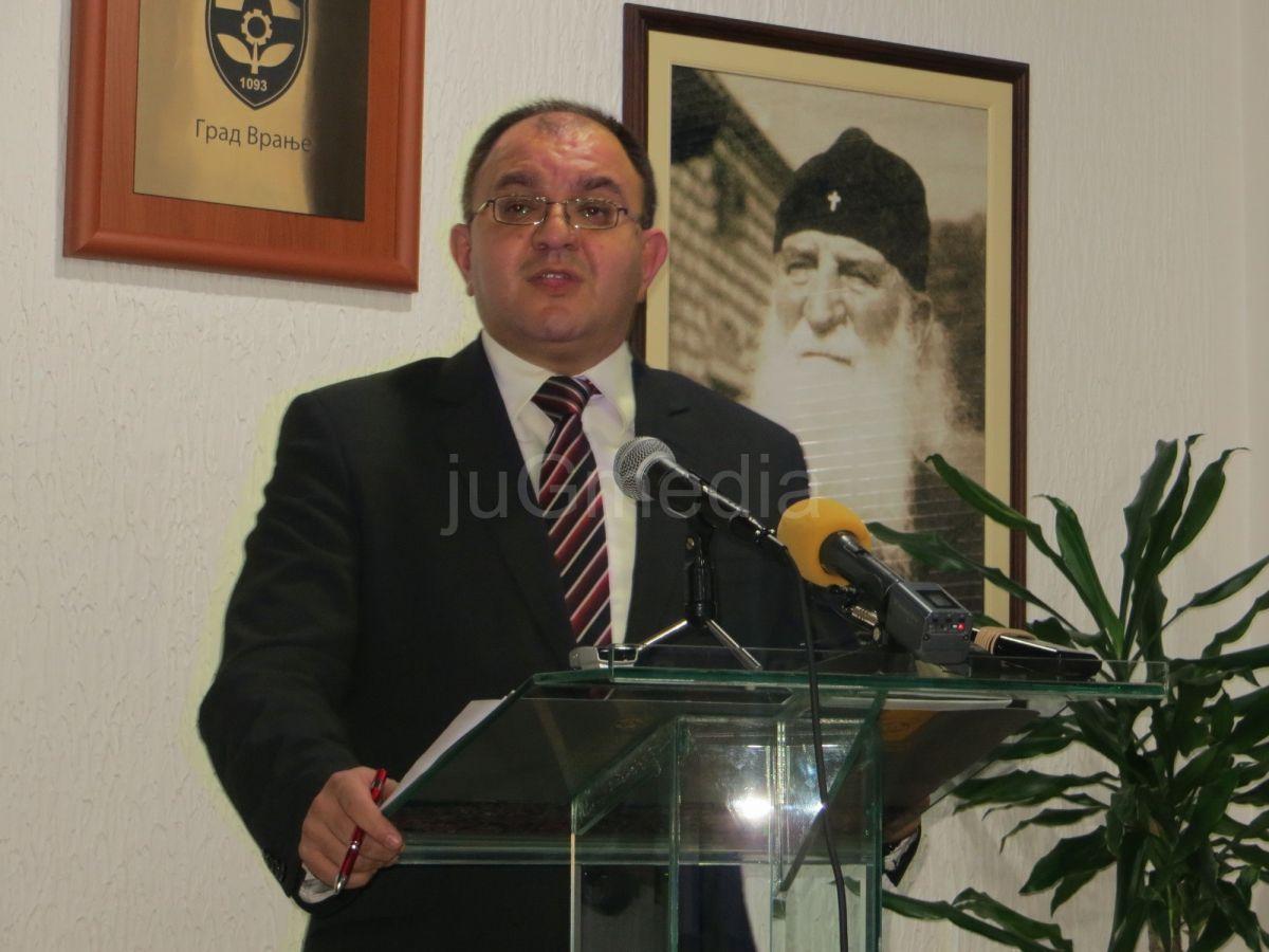 Zoran Antić: EPS demonstrira silu