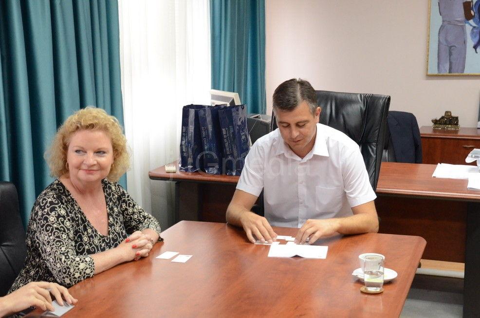 Ambasadorka Australije u poseti Pirotu