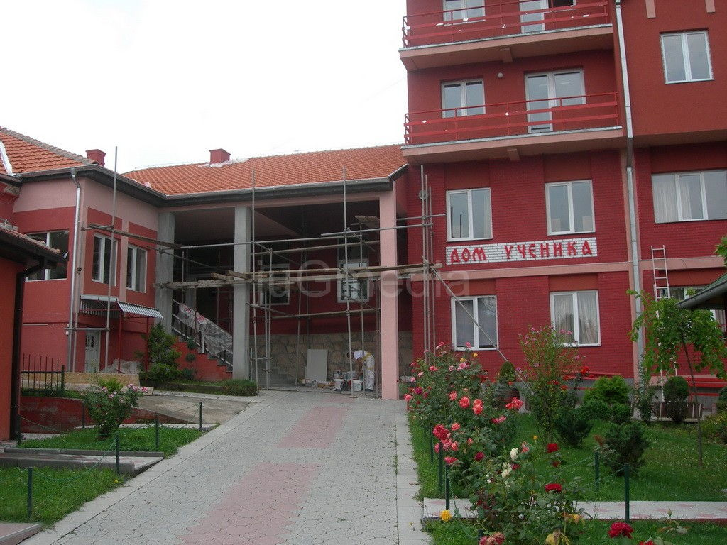 Renoviran Dom učenika u Prokuplju