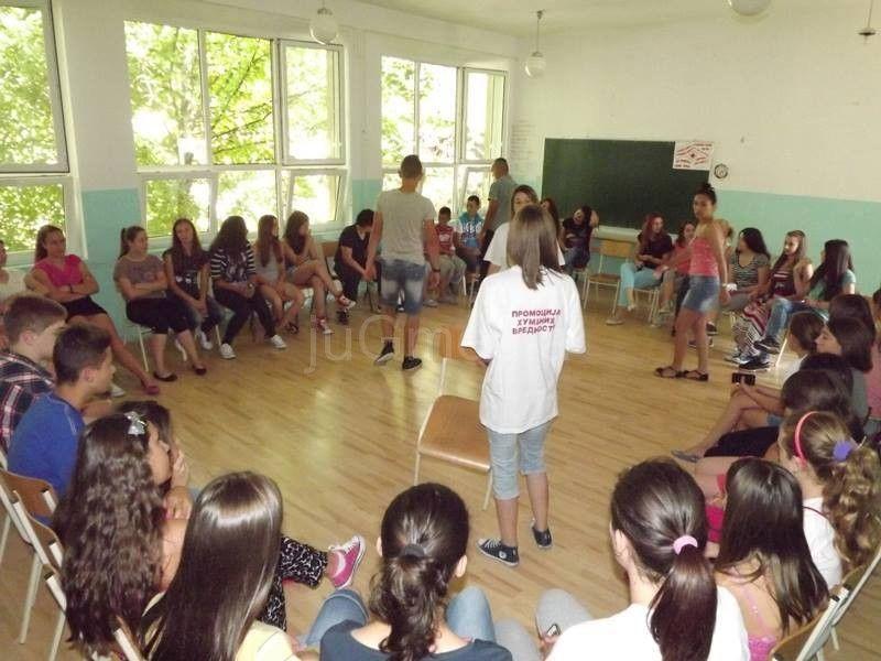 Završen kamp za volontere Crvenog krsta
