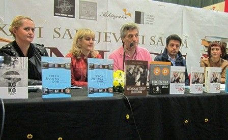 Promocija zbirke Zorana Vučića u NKC